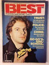 BEST N°162 1982 TRUST - BERNARD BONVOISIN