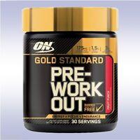 OPTIMUM NUTRITION GOLD STANDARD PRE-WORKOUT (30 SERVINGS) focus energy endurance