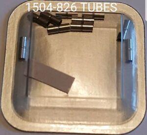 TRADE 10x GENUINE OMEGA Seamaster 1504-826 1523-825 Bracelet Removable Link Tube