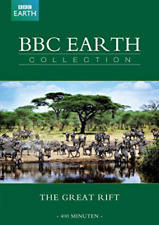 BBC Earth Classic - The Great Rift - Dutch Import  (UK IMPORT)  DVD NEW