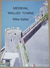 MEDIEVAL WALLED TOWNS Middle Ages Military History NEW England Scotland Ireland