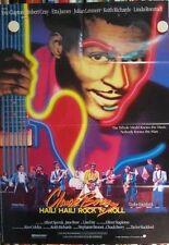 Chuck Berry Hail! Hail! Rock 'n' Roll Filmplakat Poster Plakat Keith Richard ´87