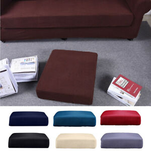 Anti-slip Stretch Sofa Seat Cushion Cover Couch Bench Slipcover High Quality New
