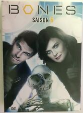 Bones saison 6 dvd