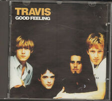 TRAVIS GOOD FEELING 12 track NEW CD 12 page BOOKLET 1997