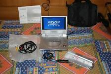 lettore DVD CD Mp3 portatile Techwood 7 pollici lcd