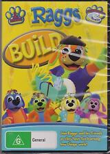 RAGGS - BUILD - CHILDRENS FAVOURITE - AS SEEN ON ABC TV - DVD
