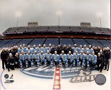 2008 PITTSBURGH PENGUINS  Winter Classic 8x10 TEAM PHOTO