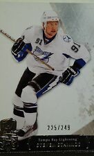 "2010-11 UPPER DECK ""THE CUP""  -  STEVEN STAMKOS BASE CARD     #225/249"