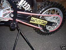 Kettensatz KTM SX 60 SX 65, rote Racing Kette