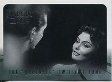 Twilight Zone Series 4 S&S Quotable Twilight Zone Chase Card Q9