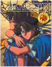 BESM:  Fushigi Yugi - Ultimate Fan Guide #2  (Anime Rpg Adventure)