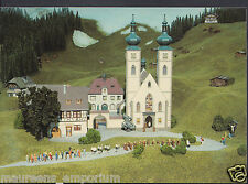 Canada Postcard - Miniland Ltd, Maple Leaf Resort, Niagara Falls - Model   RR34