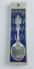 Wmf Jahresloffel Vintage Pewter Decorative German Spoon 1991 New Old Stock