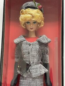 2006 Career Girl Barbie 1963 Reproduction NRFB! With Shipper! Gold Label J0965