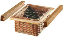 Kitchen pull out Wicker Basket set for 500mm Unit