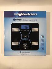 WW Scales by Conair Bluetooth Body Analysis Bathroom Scale NIP
