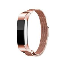 TX Sale Milanese Magnet Loop Sport Silicone Watch Band Bracelet For FitBit Alta