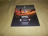 UEFA Europa League Final - Liverpool v Sevilla in Basel in 2016