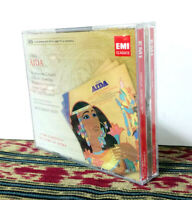 Verdi: Aida, Montserrat Caballé, 3 x CD Set, Made in Europe, 2010 - Sealed, New