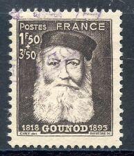 STAMP /  TIMBRE FRANCE OBLITERE N° 601  COMPOSITEUR CHARLES GOUNOD