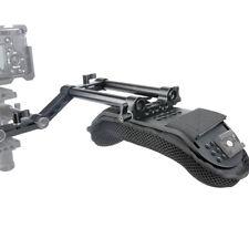 NICEYRIG Shoulder Pad Z Shape Rod Clamp Support Kit for Video Camcorder Camera