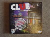 Clue Board Game (2013) Parts & Pieces Only - You Choose