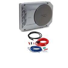 "Infinity Kappa BASSLINK SM 8"" 125W RMS Powered Underseat Car Subwoofer + Amp Kit"