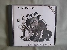 Madness- One Step Beyond...- VIRGIN/ SONOPRESS- Compact Price- lesen