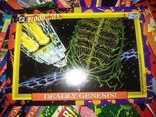 DC Bloodlines Trading Card Base Set #1-81 NM/MT Skybox 1993