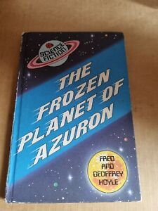 The Frozen Planet of Azuron (Science fiction) by Geoffrey Hoyle Hardback Book