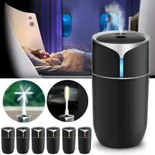 Portable Mini Humidifier Car Home Usb Led Lamp Aroma Diffuser Mist Purifier+Gift