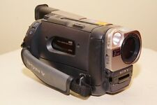 Sony Handycam CCD-TRV67 8mm Video8 HI8 Nightshot Camcorder Video Player Transfer