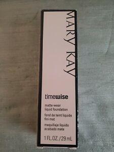 Mary Kay TimeWise Luminous Wear Liquid Foundation Beige 5 NEW 1 Fl. Oz 038761