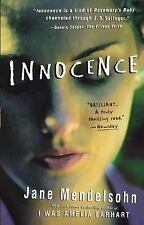 BUY 2 GET 1 FREE Innocence by Jane Mendelsohn (2001, Trade Paperback, Reprint)
