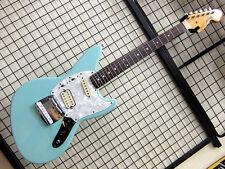 Fender Japan Jag Stang Kurt Cobain Jaguar  Mustang Sonic Blue