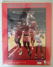 1988 Michael Jordan Starline Mini Poster Chicago Bulls