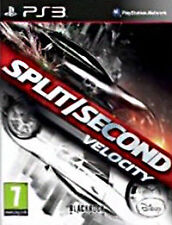 Split/Second: Velocity (Sony PlayStation 3, 2010)