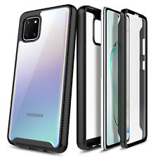 For Samsung Galaxy Note 10 Lite Case Slim Clear Built-In Screen Protector Cover