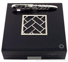 Montblanc Skeleton 333 White Gold Limited Edition Fountain Pen