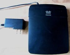 Cisco Linksys E1200  V2 Wi-Fi Wireless Router + Adapter