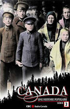 Canada A Peoples History - Srs 3 (5)(Frn)  DVD NEW