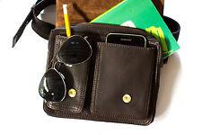 Leather Hip Bag   Designer Fanny Pack   Purse Belt   Belt Bag   Waist Bag