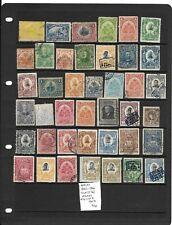 Haiti 1882-1946 selection mint/used