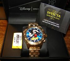 Invicta Disney Watch Limited Edition - Mickey Mouse - New in box with Tags  47mm