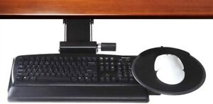 Humanscale 5G Keyboard Tray with Clip Mouse