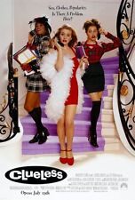 Clueless Movie Poster #02 24x36