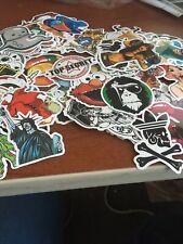 Waterproof Stickers b Graffiti Luggage Car Motor Bicycle Laptop Stickers 100 Pc