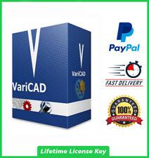 VariCAD 2020 ✔️LifeTime License Key✔️multilingual✔️Windows✔