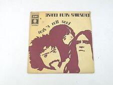 "GRAND FUNK RAILROAD - ROCK 'N ROLL SOUL - 7"" EMI RECORDS 1972 ITALY - VG++ - Q2"